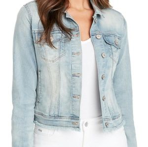 Nine West blue Jean jacket